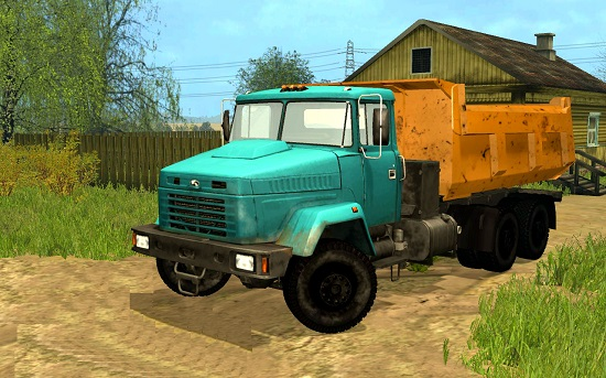 КРАЗ-6510 для Farming Simulator 2015