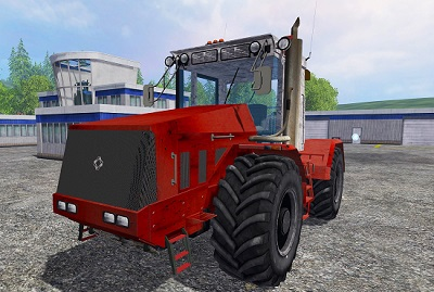 К-744 Р3 Кировец трактор для Farming Simulator 2015