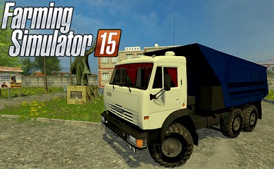 Камаз 4326 для Farming Simulator 2015