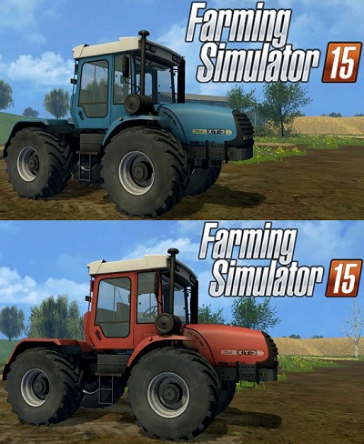 ХТЗ-17022 для Farming Simulator 2015