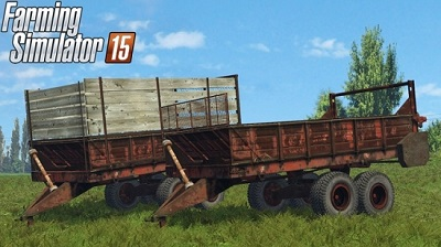 прицеп ПРТ 10 v1.0 для Farming Simulator 2015
