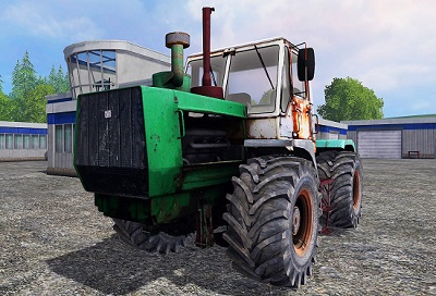 Т-150К трактор для Farming Simulator 2015