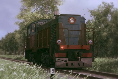 ТГМ3 тепловоз для Train Simulator 2015