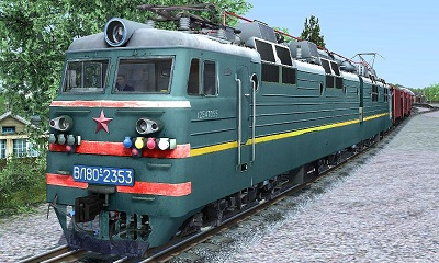 ВЛ80с-2353 электровоз для Train Simulator 2015