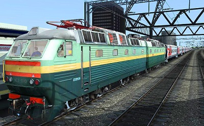 ЧС7-080 электровоз для Train Simulator 2015