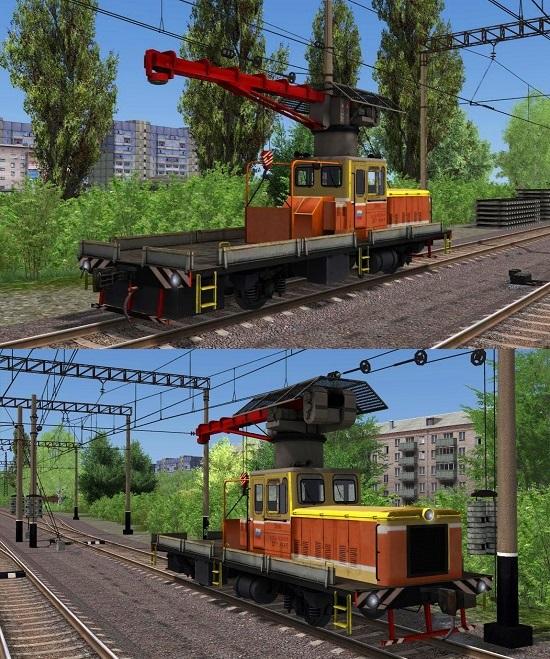 Скачать моды для trainz simulator 2018 перекраски