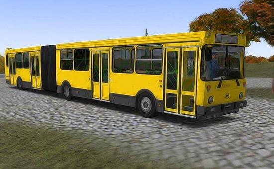 Скачать моды омси 2 автобусы