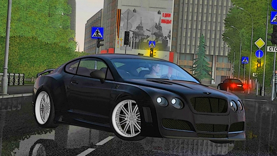 Bentley Continental Supersrorts 6.0 4x4 для City Car Driving 1.4, 1.5.1