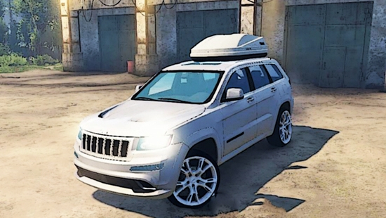 Jeep Grand Cherokee v14.07.16 для Spin Tires 03.03.16