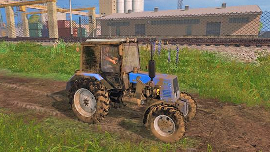 МТЗ-892 v2.0 для Farming Simulator 2015