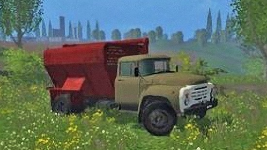 ЗИЛ 130 ЗСК v 1.0 для Farming Simulator 2015