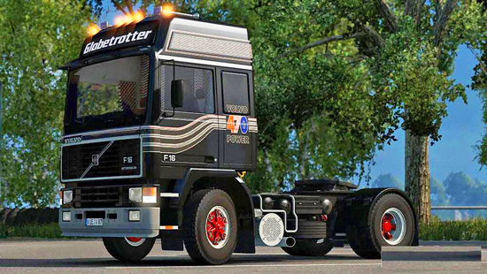 Volvo TF (12 and 16) для ETS2 1.25