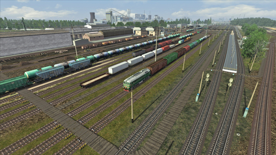 скачать транс симулятор 2017 с русскими поездами через торрент - фото 8