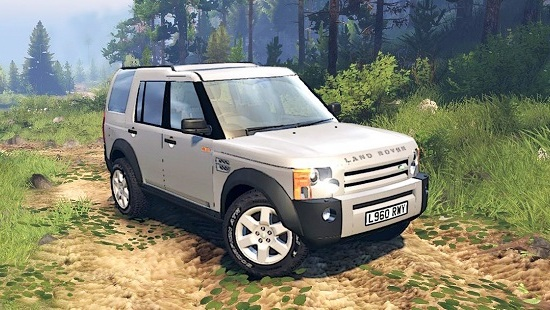 Land Rover Discovery 3 v24.10.16 для Spin Tires 03.03.16