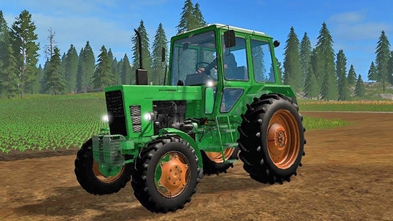 МТЗ 82 v2.0 для Farming Simulator 2017