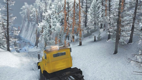 Ice Road Trucker для Spin Tires 03.03.16