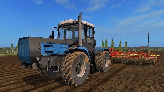 хтз-17221 для Farming Simulator 2017
