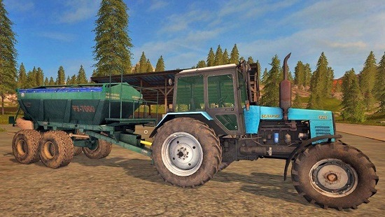 РУ-7000 для Farming Simulator 17