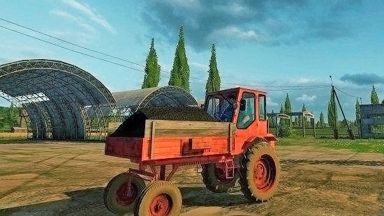 Т-16М Farming Simulator 2017