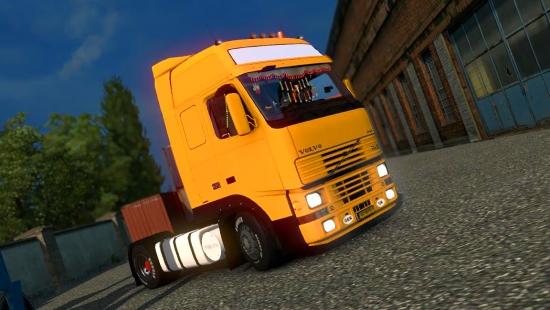 Euro Truck Simulator 2 1.4 2 Карты