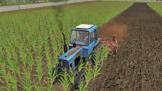 МТЗ 80 v1.0 для Farming Simulator 2017