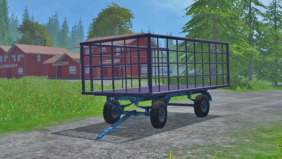 ПТС Арба v2.0 для Farming Simulator 2015