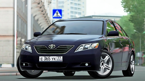 Toyota Camry 3.5 V6 (V40) для City Car Driving 1.5.0