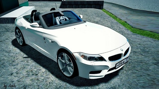 BMW Z4 sDrive28i для City Car Driving 1.5
