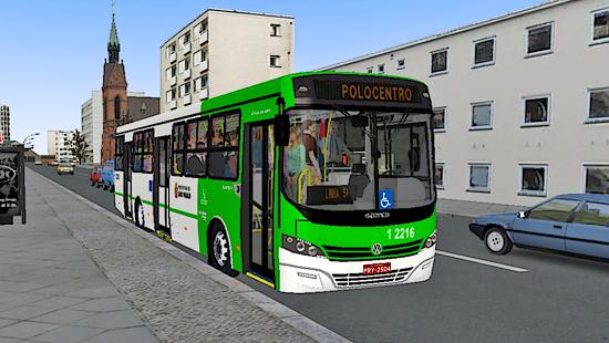 Автобусы для Bus Driver