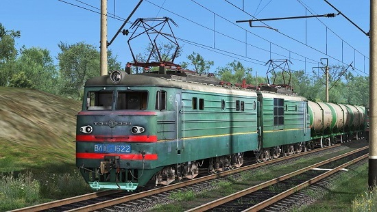 ВЛ10-1622 для Train Simulator 2016